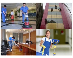 Dịch vụ vệ sinh công nghiệp tốt nhất tại Hà Nội