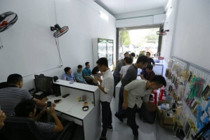 Địa chỉ mua iPhone xách tay cũ/mới uy tín nhất thành phố Vinh