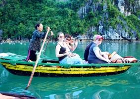 điểm đến thu hút khách du lịch nhất tại Việt Nam