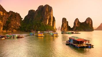 Điểm đến thú vị ở Việt Nam hút khách quốc tế