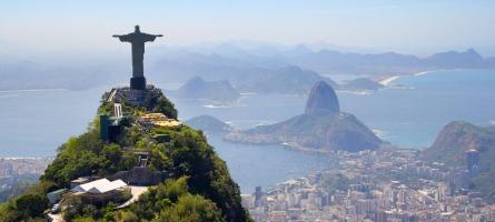điểm du lịch tuyệt vời bạn không thể bỏ qua khi tham quan Brazil
