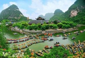 Điểm du lịch văn hóa tâm linh nổi tiếng ở Ninh Bình