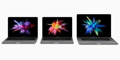 Điểm mới nhất trên Macbook Pro ra mắt tháng 10 năm 2016