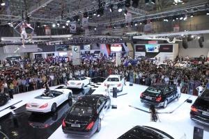 điểm nhấn của ngành ô tô Việt Nam trong năm 2016