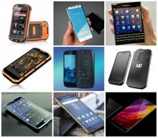Điện thoại thông minh thiết kế đẹp và độc đáo nhất thế giới