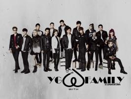 Diễn viên nổi tiếng nhà YG có thể bạn muốn biết