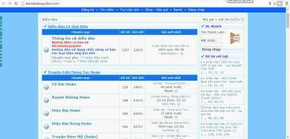 Trang web đọc truyện online được yêu thích nhất tại Việt Nam