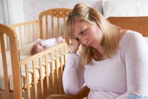 điều cần biết về bệnh trầm cảm sau khi sinh