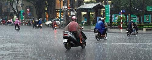 điều cần lưu ý vào mùa mưa để bảo vệ sức khỏe