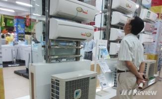 điều hòa, máy lạnh với mức giá dưới 10 triệu đồng