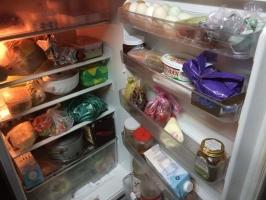 điều cần chú ý khi để thức ăn trong tủ lạnh
