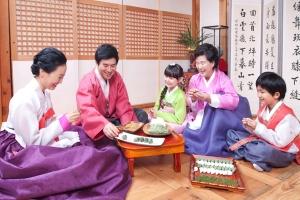 điều thú vị trong văn hóa xứ sở Kim Chi