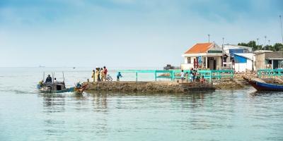 điều tuyệt vời thu hút giới trẻ đến với đảo Thạnh An, Cần Giờ