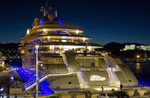 Siêu du thuyền đắt nhất thế giới