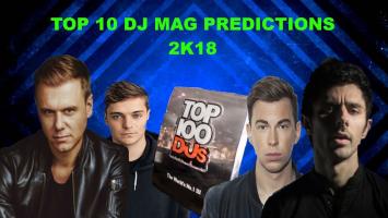 DJ hay nhất thế giới 2018 theo xếp hạng DJ Mag