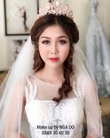 Tiệm trang điểm cô dâu đẹp nhất Bình Phước