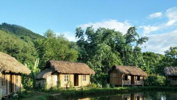 Homestay đẹp nhất tại Ba Vì - Hà Nội