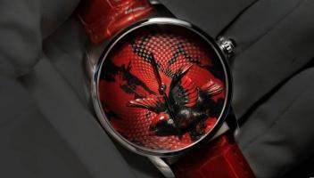 đồng hồ có thiết kế độc đáo nhất