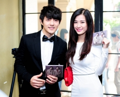Cặp đôi đẹp nhất showbiz Việt