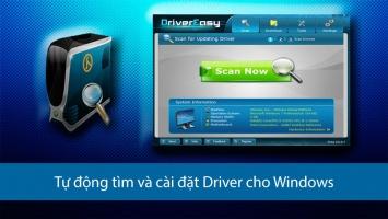 Phần mềm cập nhật driver tốt nhất hiện nay