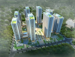 Dự án chung cư đáng sống nhất ở quận Cầu Giấy - Hà Nội