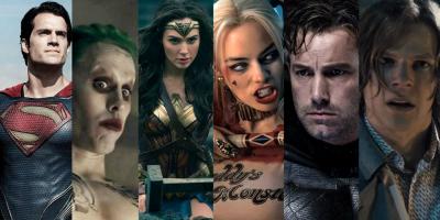 Dự án phim đáng chú ý nhất của DC trong các năm tới