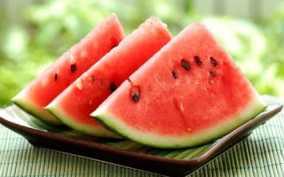 Loại thực phẩm chống say nắng vào mùa hè có thể bạn chưa biết