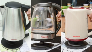 Cách lựa chọn ấm đun nước siêu tốc phù hợp nhất cho gia đình
