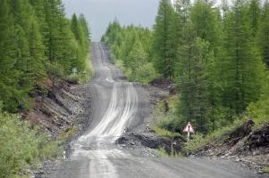 Con đường đáng sợ trên thế giới