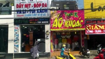 Con đường mua sắm chất nhất Sài Gòn bạn không thể bỏ qua