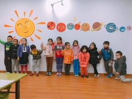 Trung tâm tiếng Anh trẻ em tốt nhất Huế