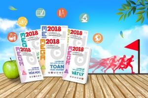 Ebook Mega Luyện Đề THPTQG 2018 thần tốc miễn phí
