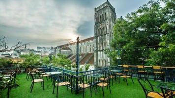 Quán cafe đẹp ở Hà Nội để chụp ảnh sống ảo