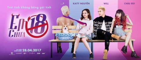 Phim hài Việt Nam chiếu rạp 2017 cập nhật mới nhất