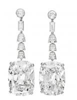 đôi hoa tai kim cương đắt giá nhất thế giới