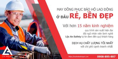 Công ty THNN TM&DV Lộc An - Bạn đồng hành cùng người lao động