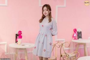 Shop bán váy đầm họa tiết đẹp nhất ở Huế