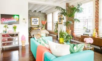 ý tưởng trang trí nhà theo phong cách nhiệt đới được yêu thích nhất hiện nay