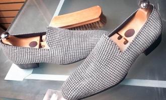 đôi giày nam cao cấp đắt nhất thế giới