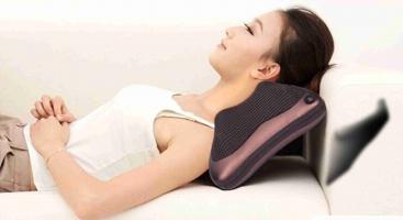Gối massage hiệu quả hàng đầu hiện nay