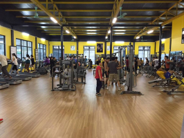 Phòng tập Gym uy tín và chất lượng nhất Yên Bái