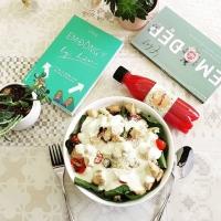 Quán salad ngon và sạch nhất Hà Nội