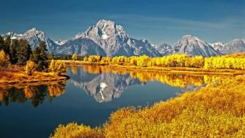 Công viên đẹp nhất thế giới vào mùa thu