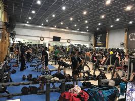 Phòng tập Gym uy tín và chất lượng nhất Rạch Giá, Kiên Giang