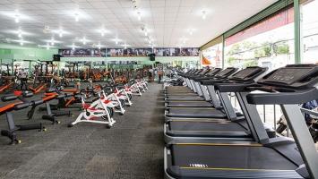 Phòng tập Gym tốt nhất quận 6, TP. Hồ Chí Minh
