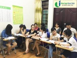 Trung tâm tiếng Trung tốt nhất Hải Phòng