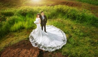Studio chụp ảnh cưới đẹp nhất tại Hòa Bình