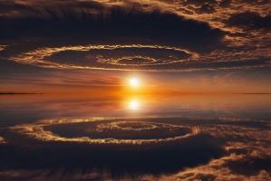 Hiện tượng thiên nhiên tuyệt đẹp trên Trái Đất