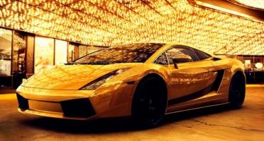 Hình ảnh giàu có choáng ngợp của Dubai