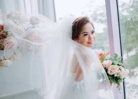 Tiệm trang điểm cô dâu đẹp nhất Hải Dương